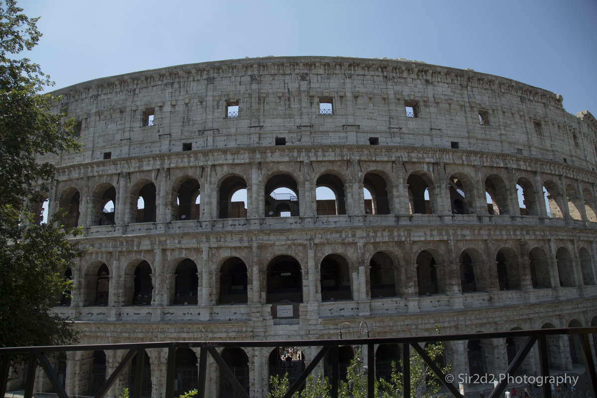 Colessum - A beautiful structure in Rome